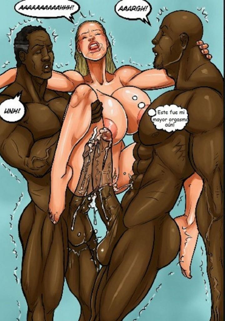 Порно комиксы большие фото